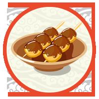 Barbecue Stickers Icon